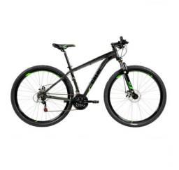 Mountain Bike Caloi 29 - Aro 29 - Freio a Disco Hidráulico - Câmbio Shimano Tourney