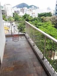Apartamento para alugar com 2 dormitórios em Botafogo, Rio de janeiro cod:LAAP24701