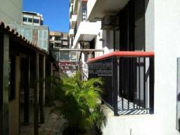 Apart hotel com vaga de garagem no Flamengo, 2 quartos com vaga e área externa.
