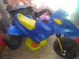 Vendo ou troco moto elétrica whatsapp *
