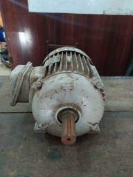 Motor Eberle 5 CV (cavalos) 220 - 380 volts