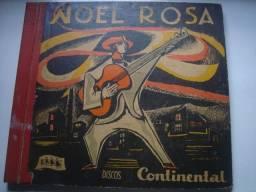 Aracy De Almeida, Noel Rosa, Somente o album (a capa), gratis 1 disco 78 rpm
