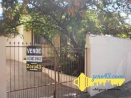 Casa à venda com 2 dormitórios em Vila casoni, Londrina cod:682