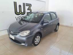TOYOTA ETIOS 2015/2015 1.5 XS 16V FLEX 4P MANUAL