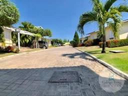 Casa com 2 dormitórios para alugar, 60 m² por R$ 750/mês - Centro - Eusébio/CE