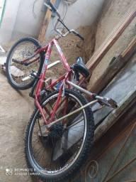 Bike aro 26 so pega e andar