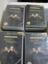 Aulas 24 dvds