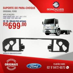 SUPORTE DO PARA- CHOQUE ORIGINAL FORD CARGO