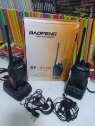 Kit 2 Radio HT Baofeng Bf-777s comprar usado  Brasilia