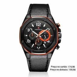 Relógio importado original Faerduo cronógrafo premium