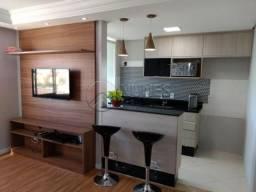 Apartamento à venda com 2 dormitórios em Parque jandaia, Carapicuiba cod:V290861