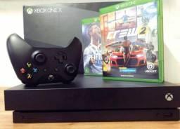Usado, O MELHOR GAME DE TODOS! Xbox One X na caixa, com garantia comprar usado  Votorantim