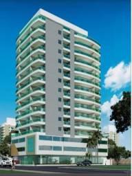 Apartamento 3 quartos com 2 vagas de garagem na Praia do Morro em Guarapari.