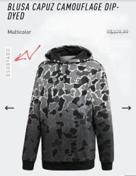 Moletom Adidas Originals Camouflage Dip-Dyed