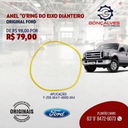 """ANEL """"O""""RING DO EIXO DIANTEIRO ORIGINAL FORD F-250 4X4 F-4000 4X4"""