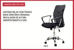 Cadeira diretor c200 entrego grátis
