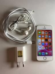 Iphone SE 64gb dourado - desbloqueado conservado