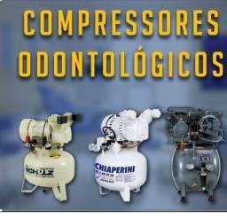 Manutenção e venda de compressores odontológicos em geral
