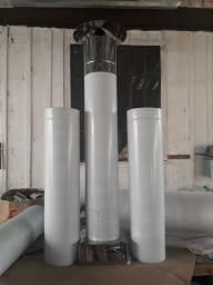 Chamines inox 250mm