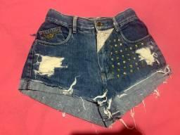 Shorts jeans vintage