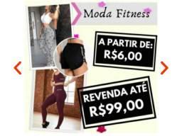 Fornecedor moda/roupa fitness