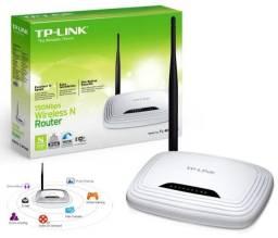 Roteador Wireless TP-Link 150 Mbps Aceito Cartão