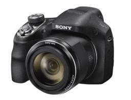 Câmera Sony Cyber-shot Dsc 300 35x 20.1 Mp (pouco Usada)