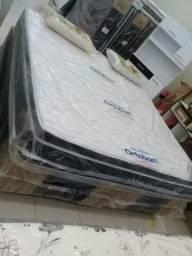Cama king molas ensacada ortobom 2.500 a vista
