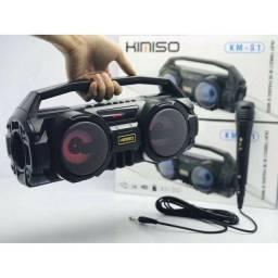 Super Caixa de Som Kimiso KM-S1