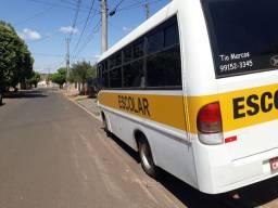 Micro ônibus escolar volare 30L