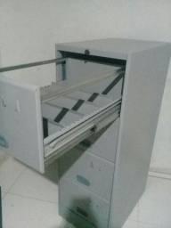 Arquivo gaveteiro de aço