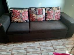 Vendo sofá 3 lugares