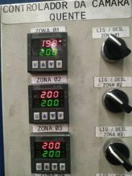 Montagem de painéis e manutenção em máquinas