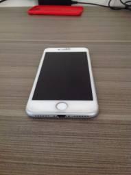 Iphone 32gb silver (botão home off)