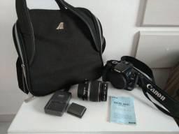 Câmera Semi profissional Canon 400 D Digital