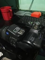 Câmera profissional modelo cyber-shot DSC - F828