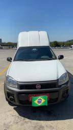 Fiat Strada Working CS 1.4 Flex Completa Único Dono