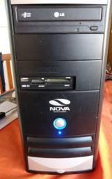 Computador Intel Dual Core 2140 1.6GHZ Com 1,5GB De Memória