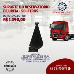 SUPORTE DO RESERVATÓRIO DE URÉIA 50 LITROS ORIGINAL FORD CARGO