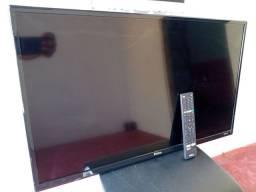 Tv smart Philco 32 tela quebrada