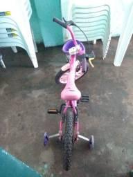 Bicicleta semi nova em perfeito estado