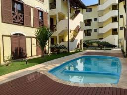 % praia de Canasvieiras lindo apartamento com 2 dormitórios, sendo 1 suíte,