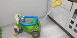 Velotrol Triciclo Velocípede Carrinho Para Bebe