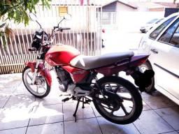 Moto cg 150 esd completa