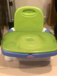 Cadeira de alimentação fisher price