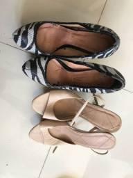 Sapato vizzano e datelli