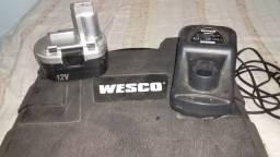 WESCO.Carregador é Bateria