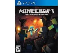 Minecraft Original ps4 jogue no seu perfil