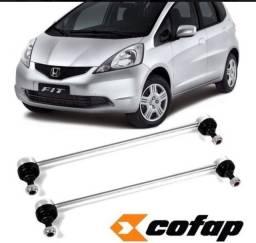 Par Bieletas Dianteira Honda Fit 2009 2010 2011 2012 2013 2014