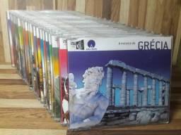 Coleção Completa A Música do Mundo 25 Cd's Revista Caras